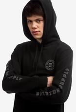 Brixton Oath Hood Black