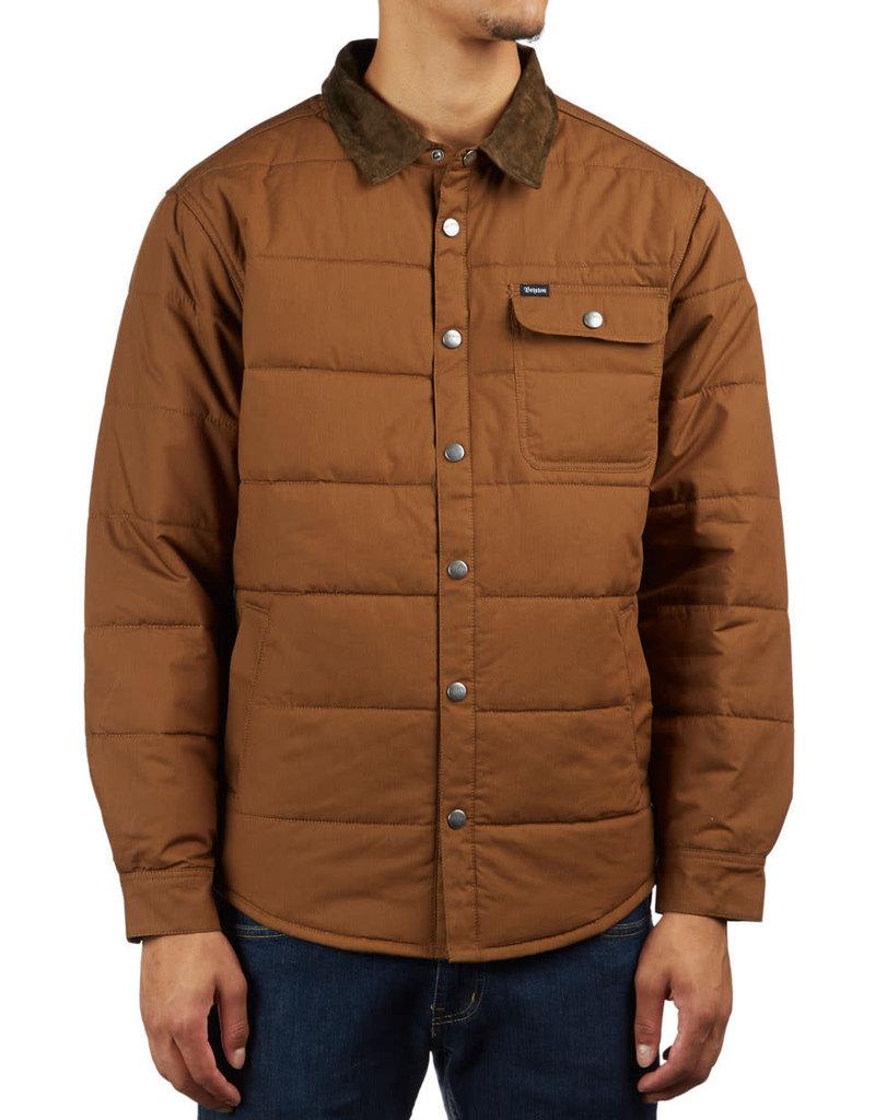 Brixton Cass Jacket Sierra