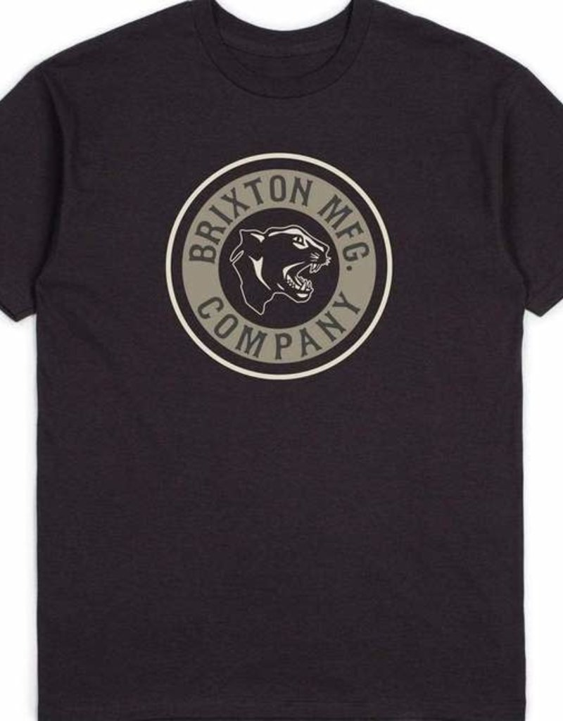 Brixton Forte STT Washed Black/Vanilla