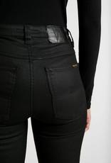 Nudie Jeans Hightop Tilde Painted Black