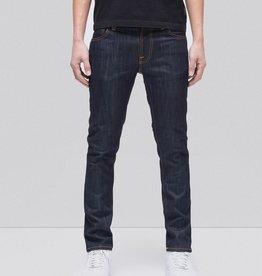 Nudie Jeans Thin Finn Ecru Emb