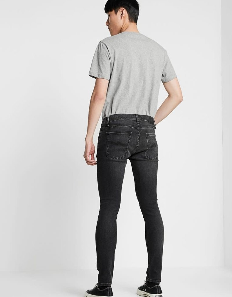 Nudie Jeans Tight Terry Black Treats