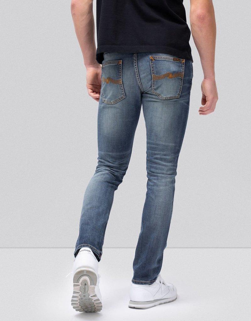 Nudie Jeans Grim Tim Worn In Broken