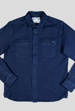 Denim Lab Rubicon Shirt Indigo Techrib D1