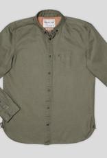 Denim Lab Hidden Shirt Army Green