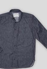 Denim Lab Hidden Shirt Dark Indigo