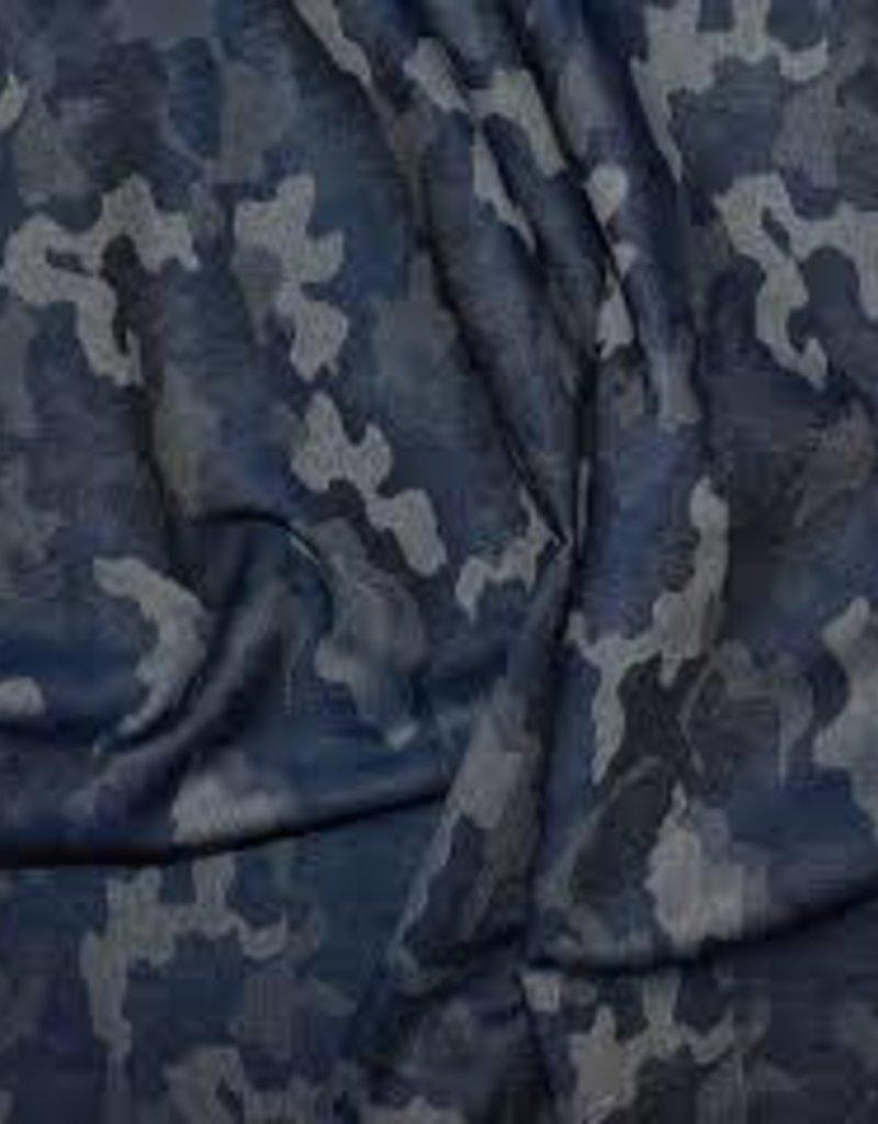 KIMONO SHIRT 15919 JACKARD ARMY