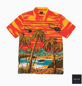 Dark Seas Kurtz Woven Orange
