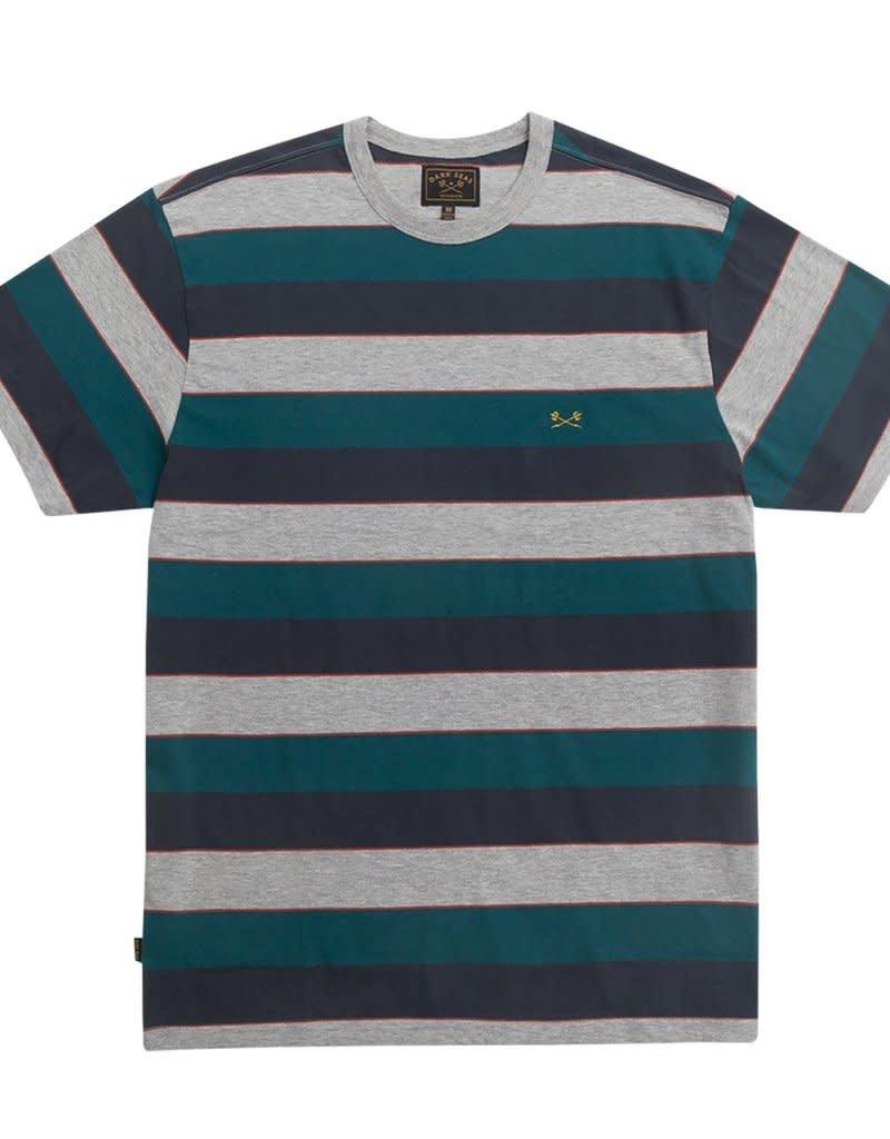 Dark Seas Lupin Knit Navy/Teal