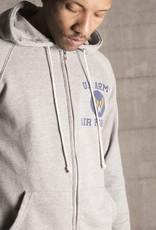 overlord hoodie usa grey