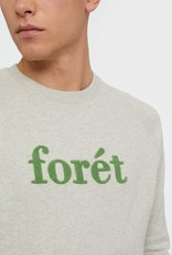 foret Forét Spruce Sweatshirt Oatmeal/Green