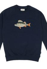 foret Foret Bait Sweatshirt - Midnight Blue