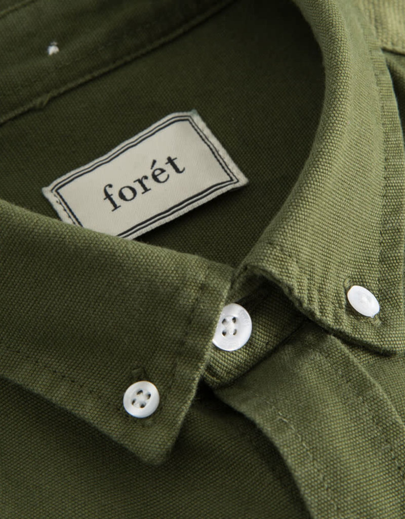 foret Forét Buck Shirt Army