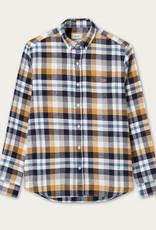 foret Forét Clay Shirt Khaki/Navy