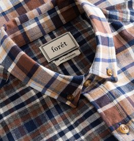 foret Foret Lynx Shirt Double Check