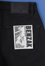 Benzak Black Selvedge Denim 13 oz.