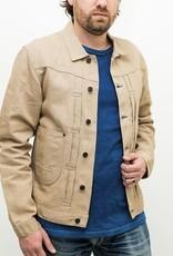 Benzak Bdj-01Cowboy Jacket Sand Line Selvedge