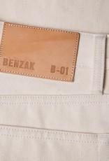 Benzak Ecru Selvedge B-01