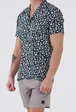 WOORDBIRD Kitty Kamo S/s Shirt