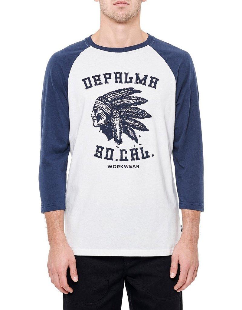 DePalma Workwear Nothing Man White