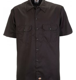 Dickies Dickies Short Sleeve Work Shirt Black