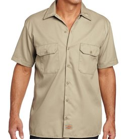 Dickies Dickies Short Sleeve Twill Work Shirt