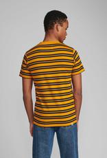 Anerkjendt Anerkjendt Akrod T-shirt Yellow Stripe