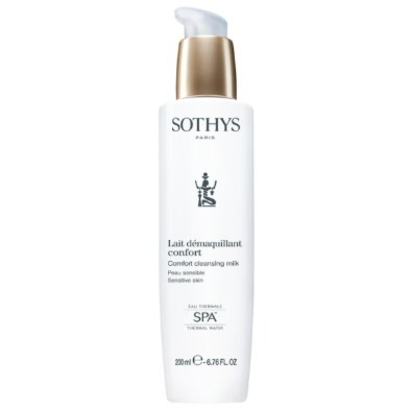 Sothys Reinigingsmelk voor de gevoelige huid