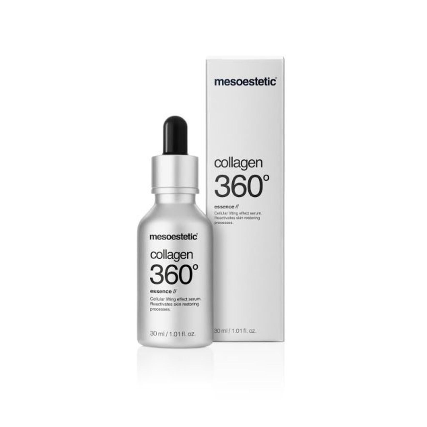 Mesoestetic Voor de verslapte huid van 30 tot 40 jaar verstevigend en verstrakkend effect