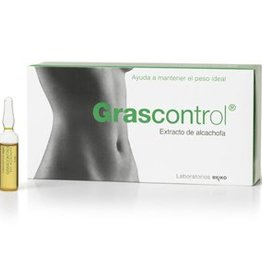 Mesoestetic Grascontrol artichoke extract (ampoules oral use) 20x5ml