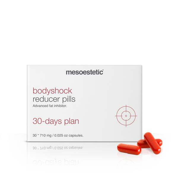 Mesoestetic BodyshockReducer Pills-30 days plan