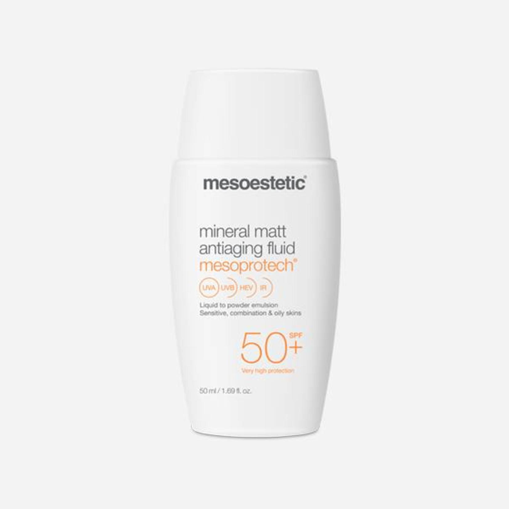 Mesoestetic Mineral matt antiaging fluid