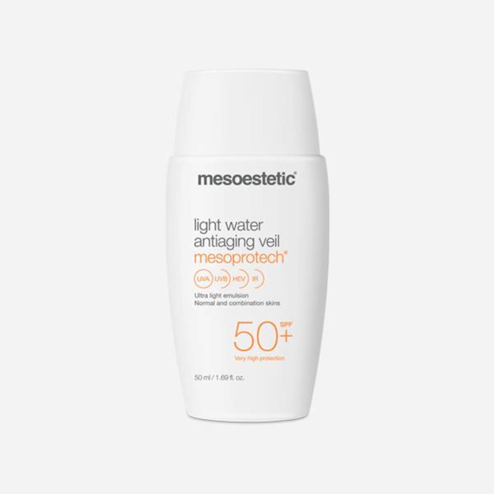 Mesoestetic Light water antiaging veil