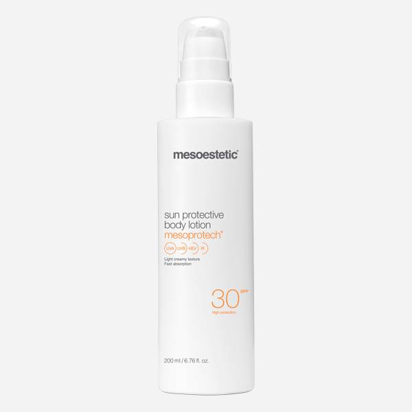 Mesoestetic Sun protective body lotion SPF 30