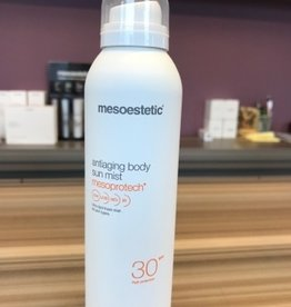 Mesoestetic Antiaging body sun mist SF 30