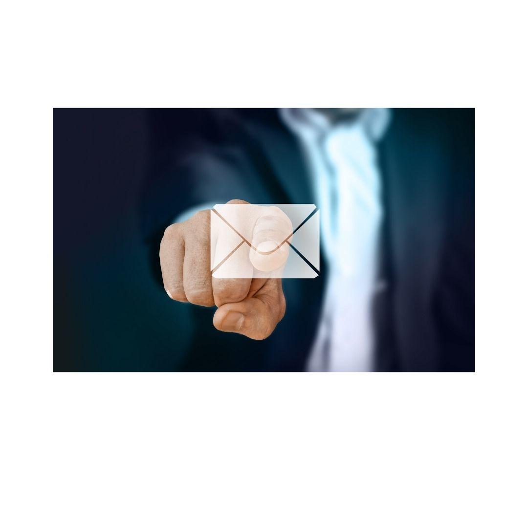 Stuur een mailtje