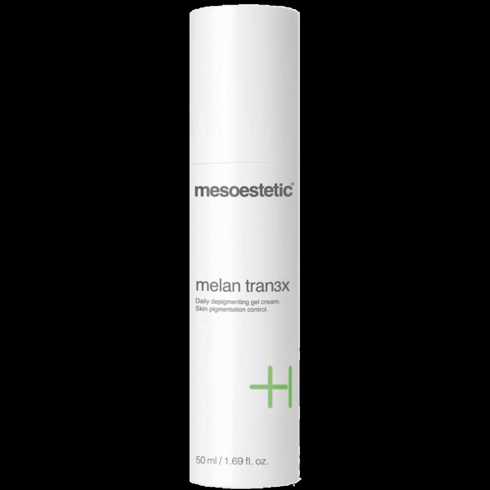 Mesoestetic Depigmenterende gelcrème Melan tran3x