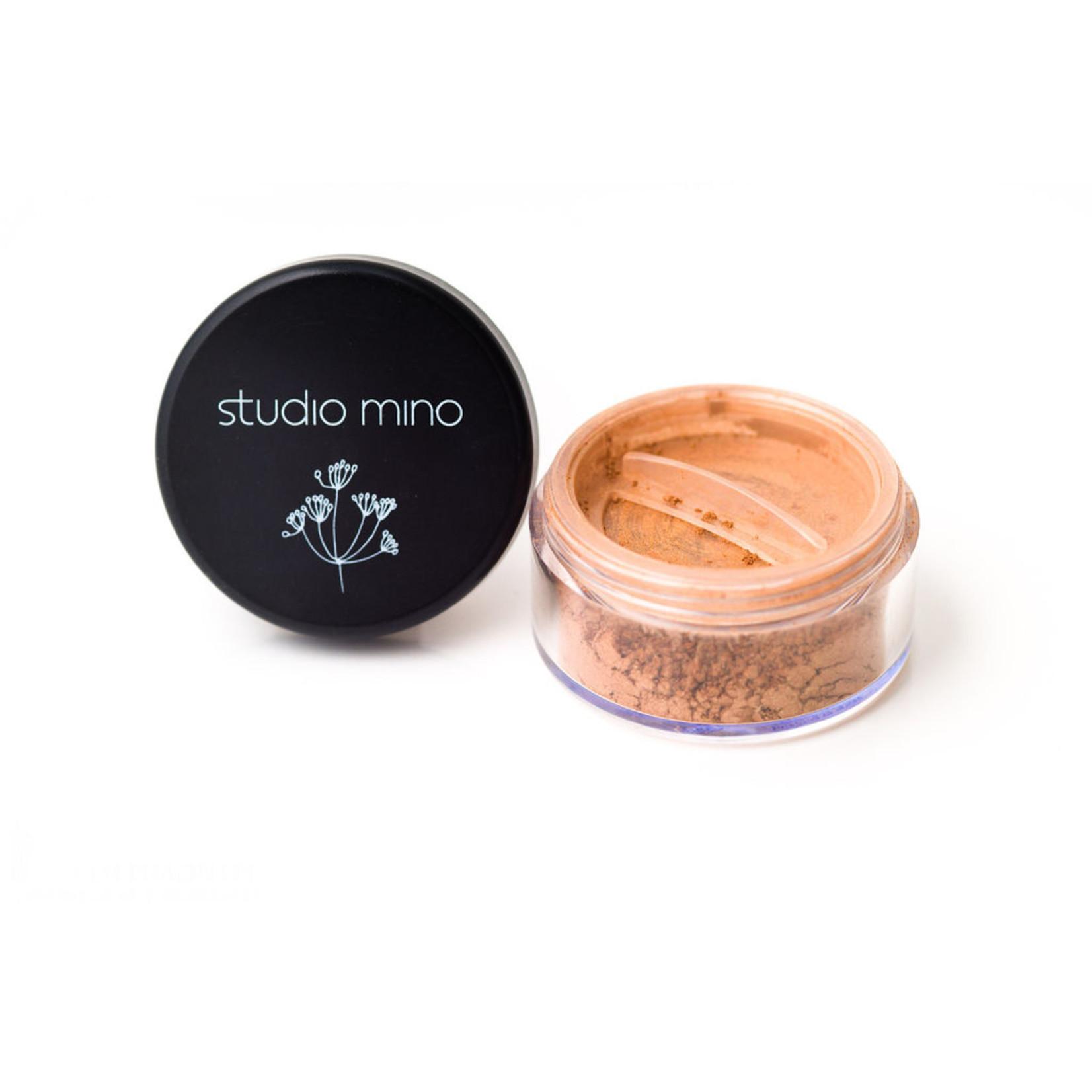 Studio mino Minerale Bronzer Medium dark