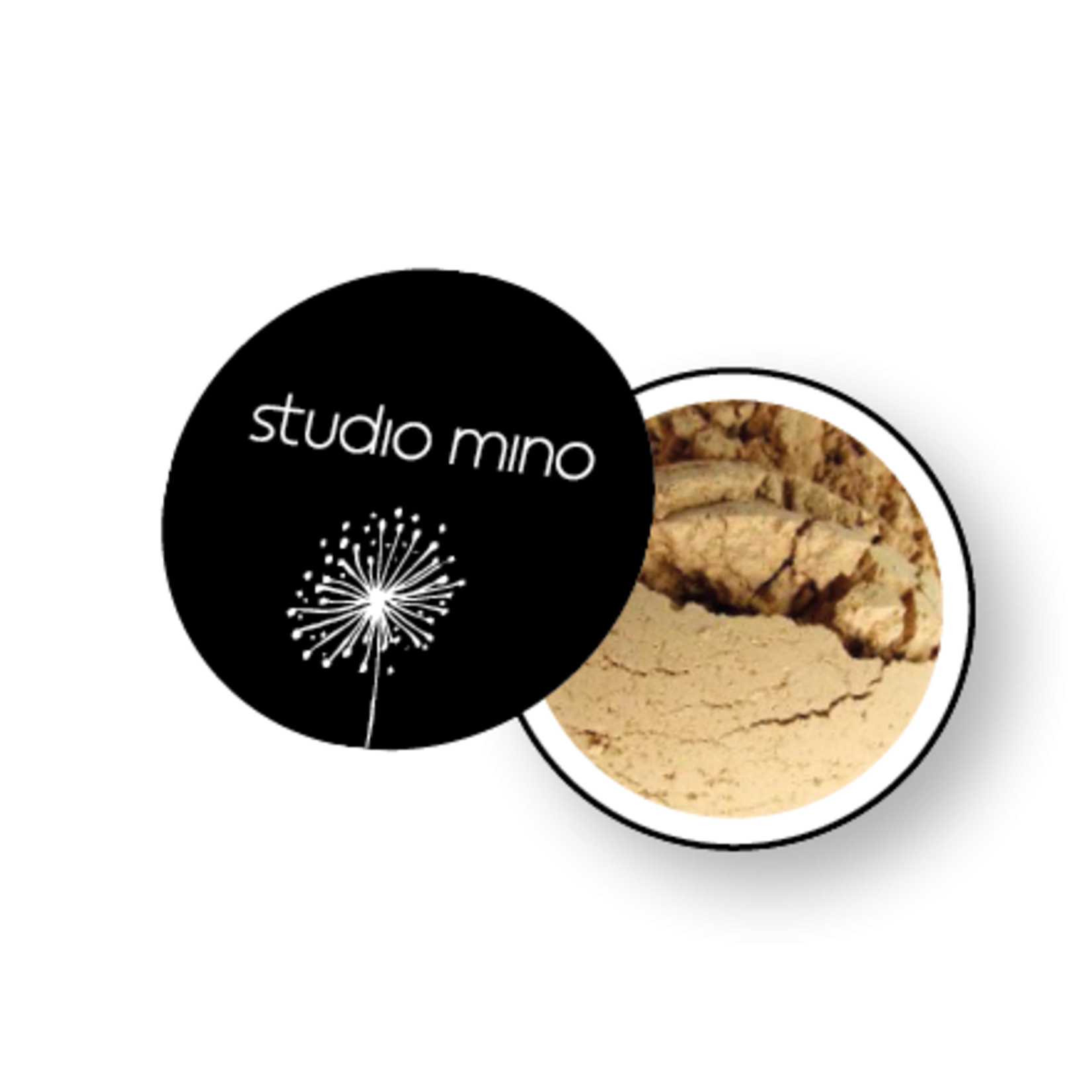 Studio mino Mineraal Primer poeder transparant