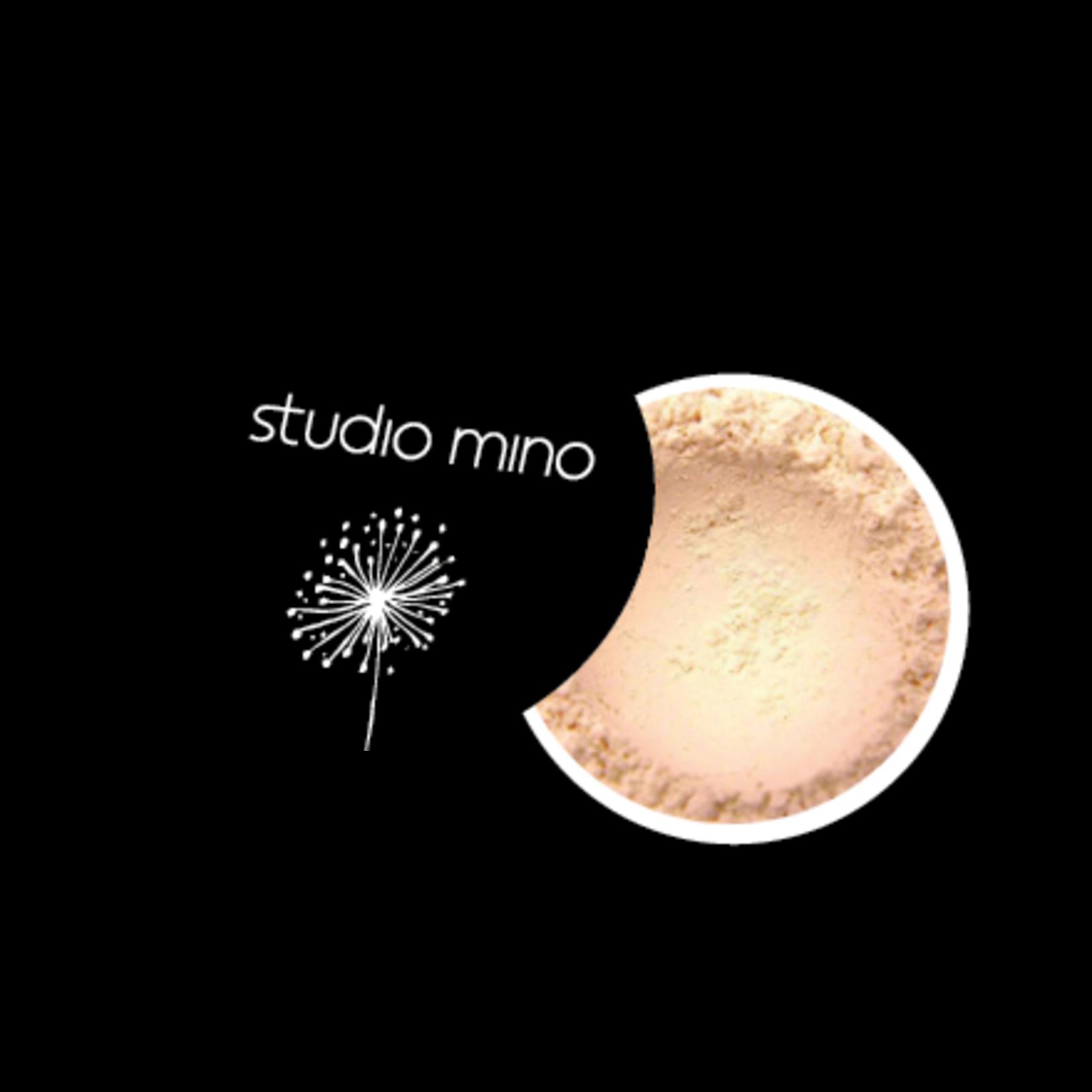 Studio mino Afwerkingspoeder of finshing powder transparant