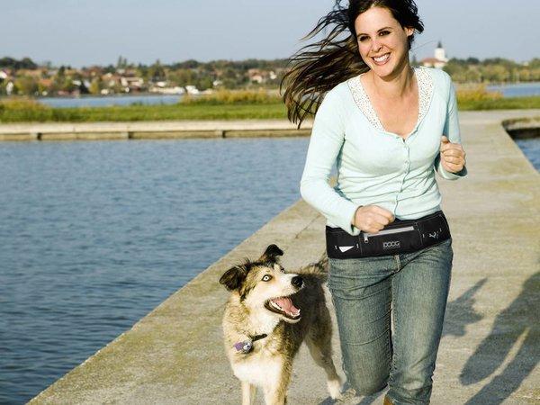 Walkie Belt: Die geniale Bauchtasche für Hundebeseitzer