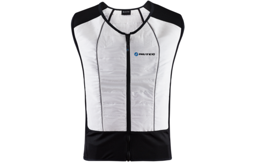 INUTEQ Gilet ibrido Bodycool PAC & H20 (solo gilet)