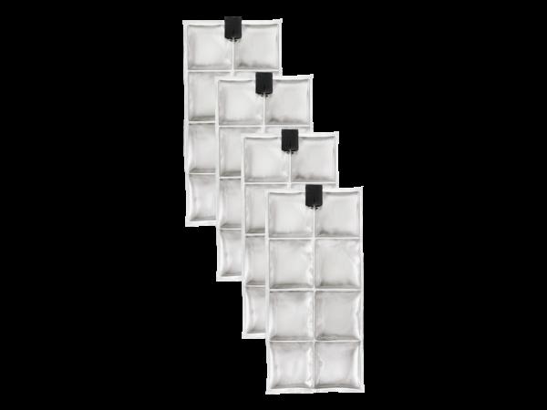 100% BIO PCM Pac zu Kühlwesten für konstante Abkühlung