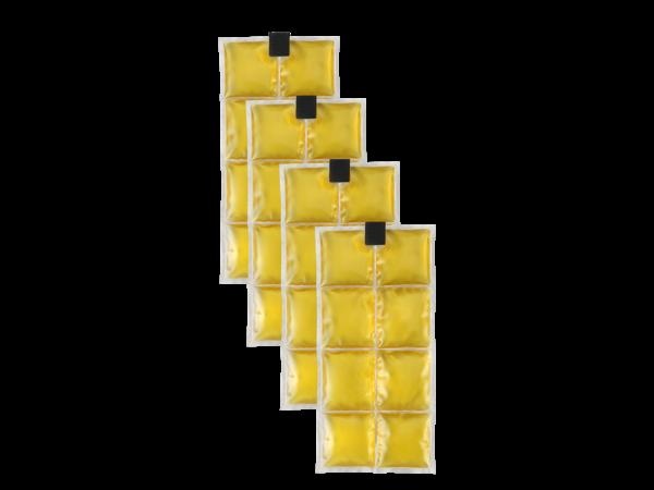 100% BIO PCM Pac con giubbotti di raffreddamento per un raffreddamento costante
