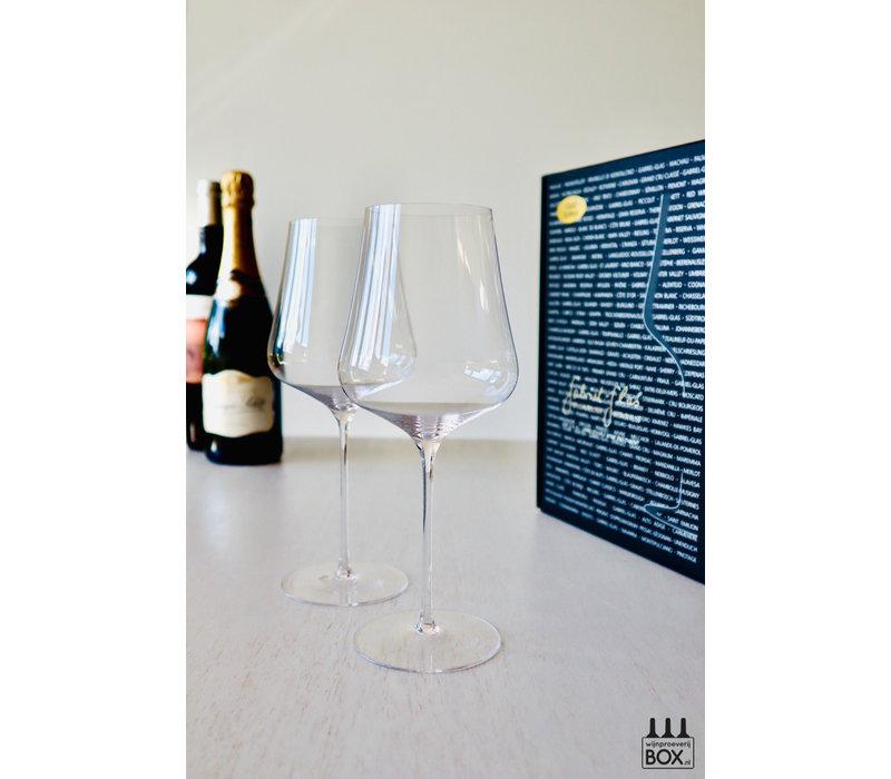 Gabriel-Glas Gold Edition Giftpack met 2 luxe glazen