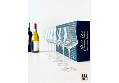 Gabriel Glas Gabriel-Glas Gold Edition Giftbox met 6  glazen