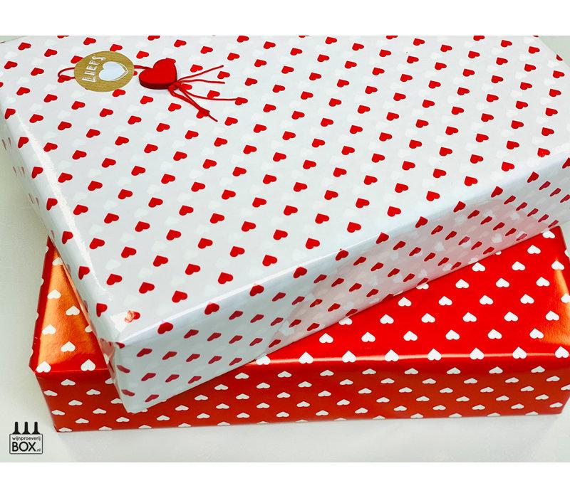 Cadeaupapier Liefde