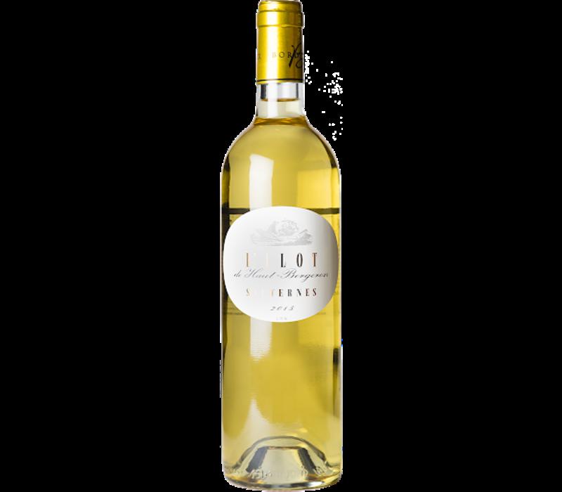 Haut Bergeron | L'ilot Sauternes