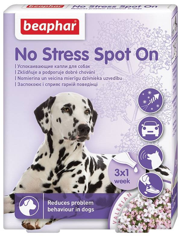Beaphar No stress spot on 3x0.7ml