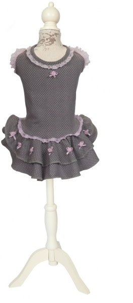 Charlotte's dress Vanilla